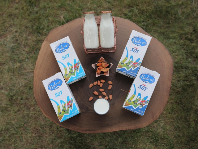 Süt Çeşitleri + Badem-min